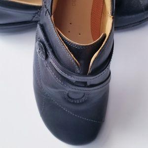 Clarks Womens Dark Brown Shoes
